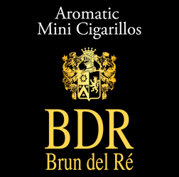Brun del Ré cigars - Mini Cigarrillos